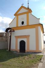 Kaple sv. Pavlíny v Července