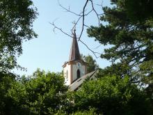 Kaple sv. Isidora v Dubčanech