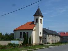 Kaple sv. Víta v Olbramicích