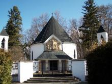 Kaple sv. Cyrila a Metoděje v Příkazích