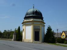 Kaple sv. Cyrila a Metoděje ve Slavětíně