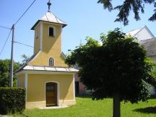 Kaple sv. Jiří ve Střeni