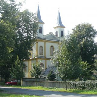 Kostel sv. Alfonse v Července
