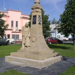 Pomník padlým ve světových válkách