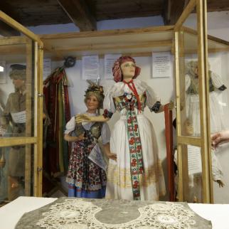 Hanácké muzeum v Cholině