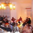 2012 Adventní koncert v tvrzi Unčovice