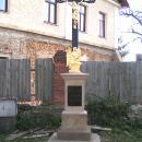 2009 Oprava kříže v Haňovicích