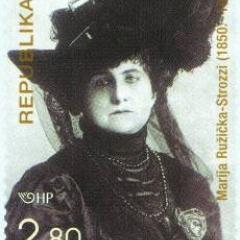 Marie Růžičková Strozzi