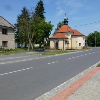 Kaple sv. Floriána a Isidora