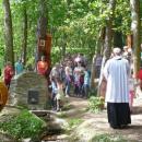 2016 Svěcení Sv. vody u Choliny